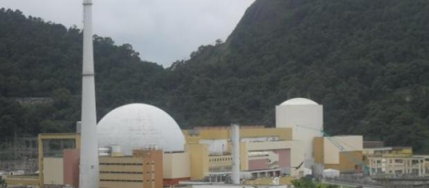 Complexo nuclear em Angra