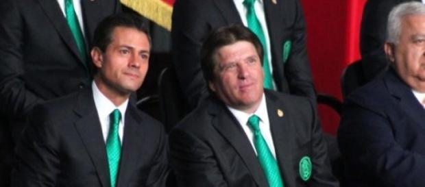 Herrera fue despedido tras pleito con Martinoli