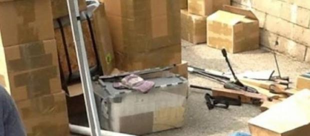 Más de 1200 armas en poder de Jeffrey Lash