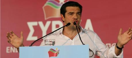 Il premier greco e leader di Syriza