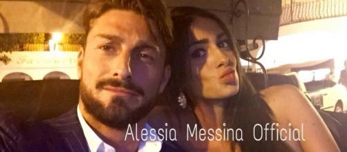 Amedeo e Alessia ancora insieme