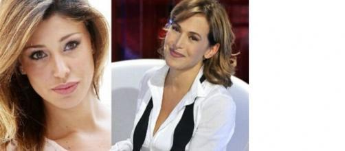 Belen Rodriguez e Barbara D'Urso regine del gossip