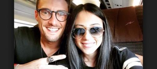 Dario Loda e Claudia Merli sempre innamorati