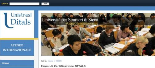 Ditals per insegnare italiano agli stranieri