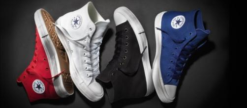 First redesign of All Star Converse in 98 years
