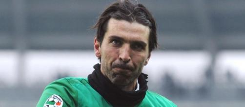 Gigi Buffon, il portierone della Juve
