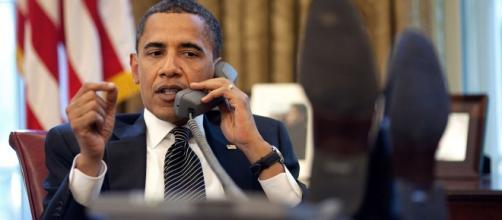 """Il presidente Barack Obama """"attaccato"""" da un tweet"""