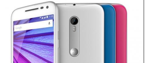 Motorola apresenta a 3ª geração do Moto G