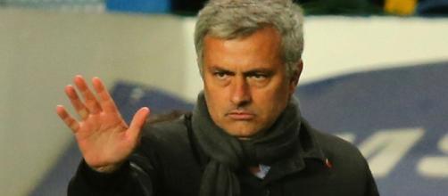 Mourinho, attuale allenatore del Chelsea