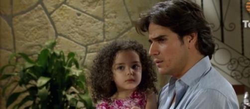Otávio leva Lupita para a fazenda de Simone