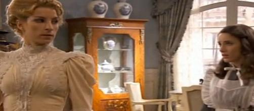 Rita scopre che Cayetana ha avvelenato la figlia.