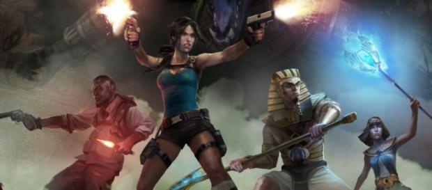 Lara Croft The Temple of Osiris