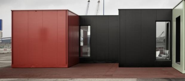 Casas modulares de acero galvanizado - Casas modulares acero ...