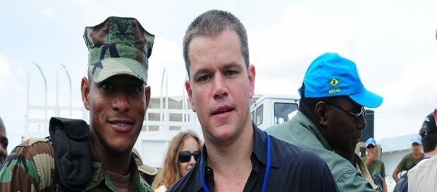 Matt Damon en Tenerife para rodaje Bourne