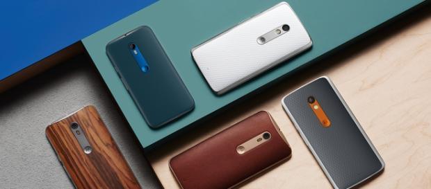 Variante de productos de la firma Motorola