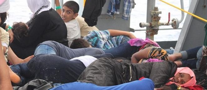 Migrantes continuam a morrer no Mediterrâneo