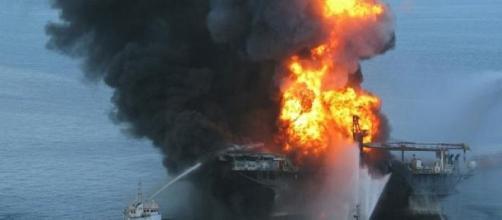 20 aprile 2010: l'incendio della Deepwater Horizon