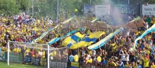 El Alcorcon, futbol español