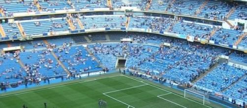 Estadio de futbol de la Romareda