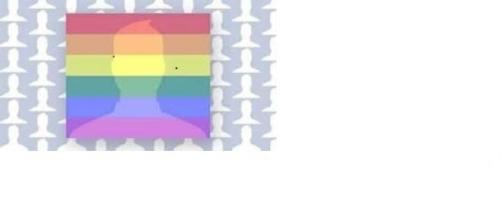Estandarte representativo de la comunidad gay