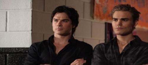 I fratelli Salvatore senza la loro Elena.