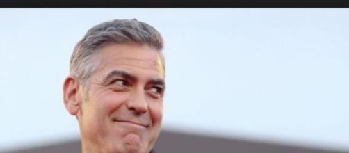 L'attore e regista George Clooney