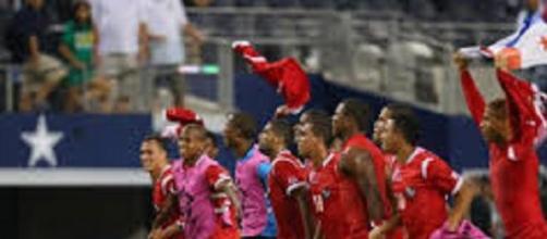 Panama-Haiti Gold Cup 2015