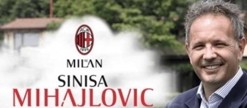 Presentazione Mihajlovic oggi 3 luglio 2015