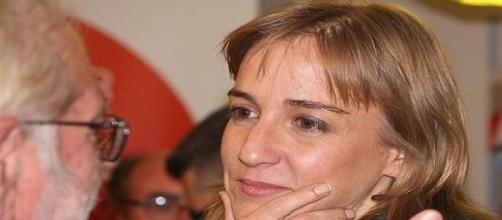 Tania Sánchez. Autor. Fernando Jiménez Briz