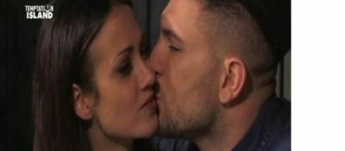 Teresa e Salvatore a Temptation Island 2.
