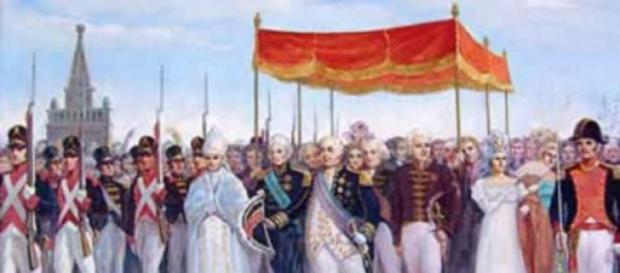 Chegada da Corte Portuguesa ao Brasil