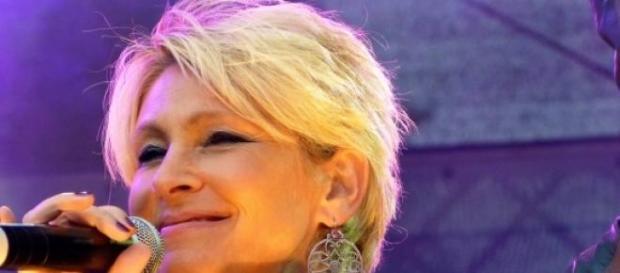 Claudia Jung zu Gast bei Stefan Mross am 5.7.15