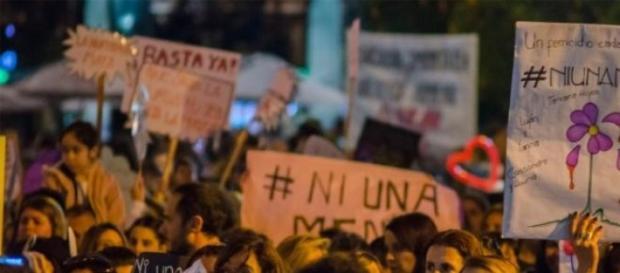 Imagen de la marcha del pasado 3 de junio