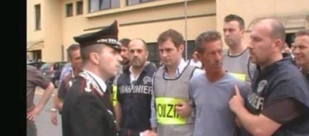 L'arresto di Massimo Bossetti