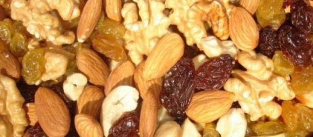 Los frutos secos son alimentos ricos en selenio
