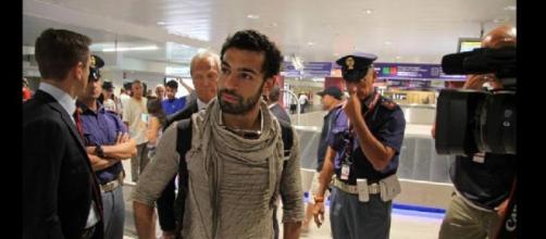 Calciomercato AS Roma Salah arriva nella capitale