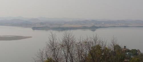 Corea del Norte vista desde Corea del Sur