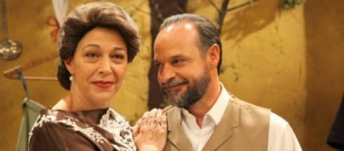 Il Segreto: Francisca e Raimundo sposi