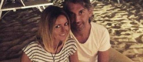 Isabella e Mauro felici insieme
