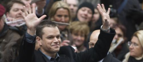 Matt Damon estará en Tenerife desde Septiembre