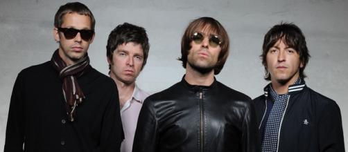 Oasis 2008 durante la epoca de DIG OUT YOUR SOUL