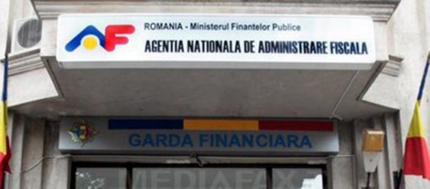 ANAF + Agentia Nationala de Administrare Fiscala