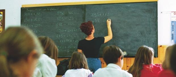 Il piano assunzioni degli insegnanti.