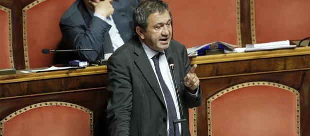 Il senatore NCD, Antonio Azzollini