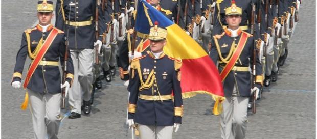 Regimentul 30 Gardă este în doliu.
