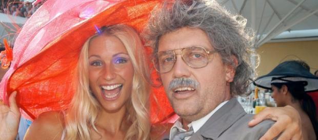 Schätzelein Michelle mit Horst! © RTL Andreas Mann