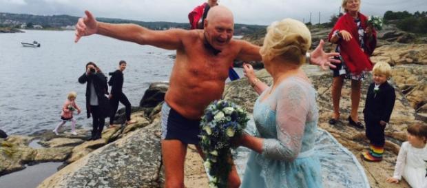 Trygve Bernhardsen, la boda del año