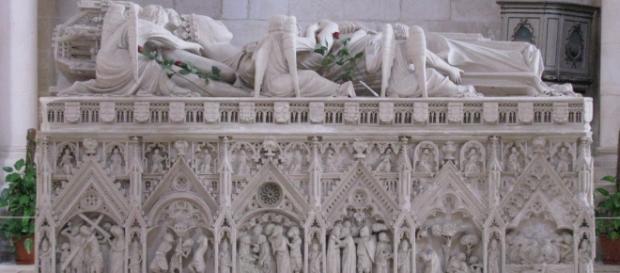 Túmulo de Inês de Castro em Alcobaça