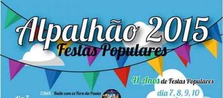 Festas Populares 2015, Alpalhão