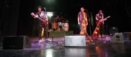 Grupo Alturas en el Teatro Imperial de Maipú